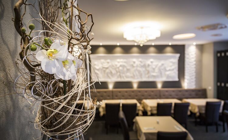 Restaurant Delphi Deko